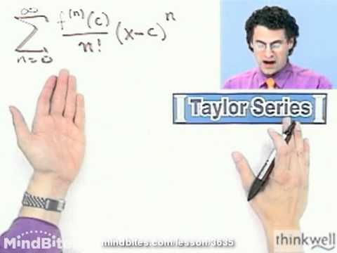 Calculus: New Taylor Series