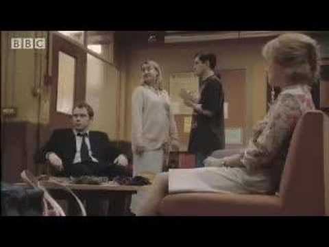 Psychological study - The Smoking Room - BBC comedy