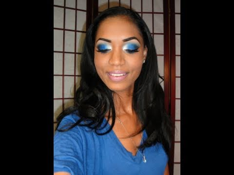 Blue Crush Look - Tutorial