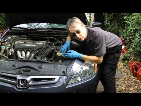 Fixing A Dead Car With No Electrical Power
