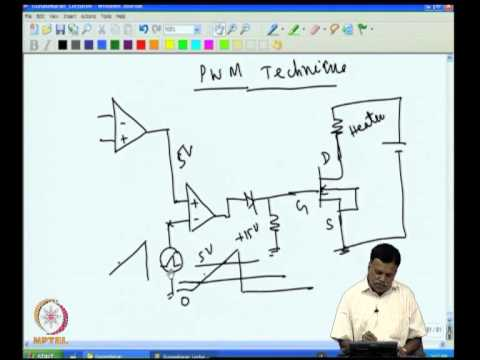Mod-03 Lec-12 Heater Drive for Various Temperature Controllers