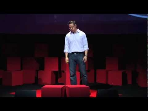 The bottom billion: Tony Chen at TEDxCibeles