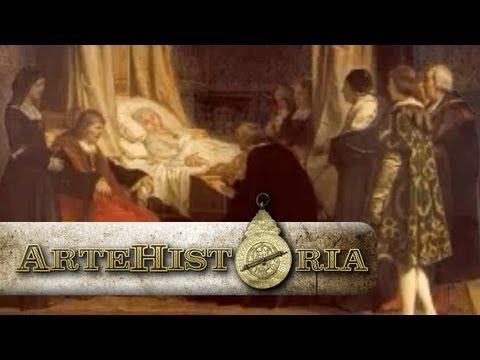 El testamento de Isabel la Católica por Rosales