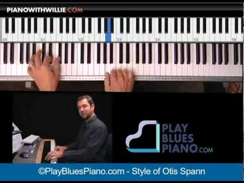 Introduction- Style of Otis Spann