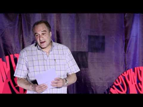 TEDxVorobyovy-Gory - Boris Shapiro - Psycheinstead ofpsychos