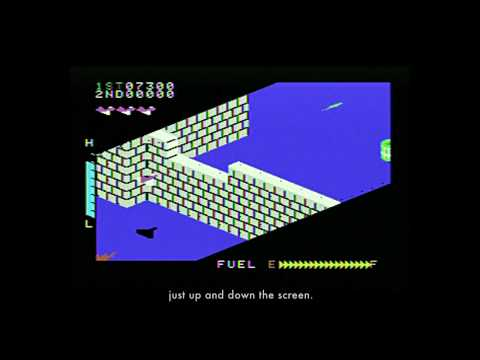"The Art of Video Games: ""Zaxxon"" Exhibition Video"