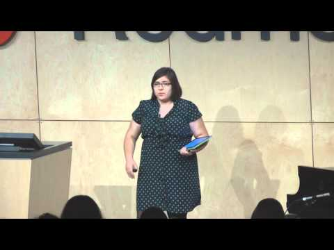 TEDxRedmond - Alejandra Gama - Right to be an American