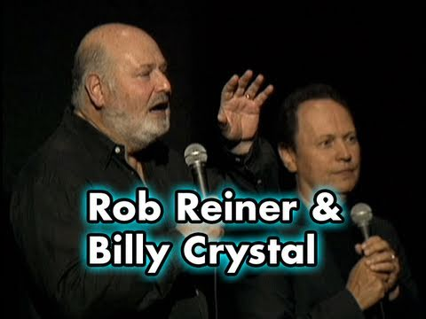 Billy Crystal & Rob Reiner on WHEN HARRY MET SALLY