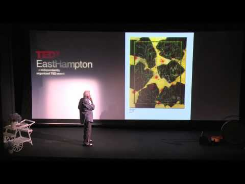 TEDxEastHampton - Ed Moses on his art