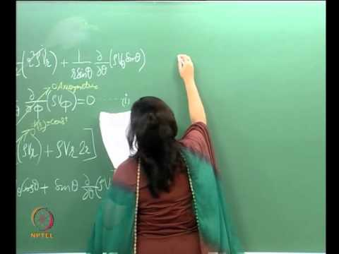 Mod-01 Lec-26 Lecture-26-Supersonic Flow past a 3D Cone: Axisymmetric/Quasi 2D Flow