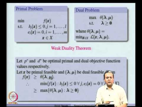 Mod-08 Lec-28 Geometric Interpretation