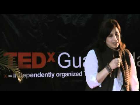 TEDxGuatemalaCity - María Pacheco - La busqueda de Shambala