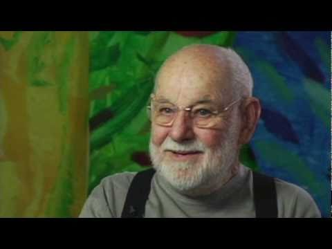 Get to know The Very Hungry Caterpillar author/Illustrator Eric Carle (video)