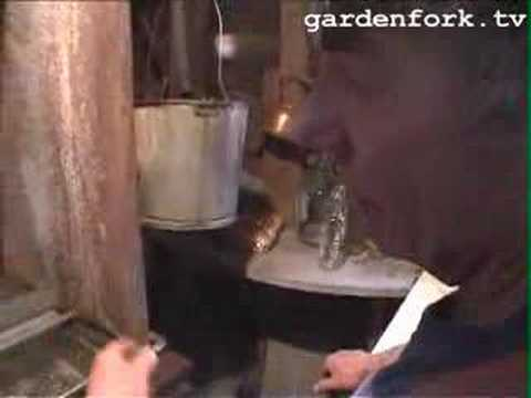 Making Maple Syrup #2 GardenFork.TV
