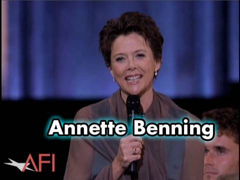 Annette Benning Salutes Mike Nichols at the AFI Life Achievement Award