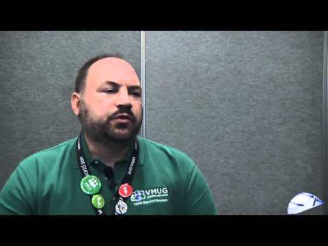 TrainSignal Talks with VMUG Director Rod Gabriel at VMworld 2011