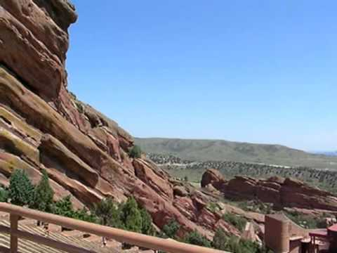 Summer Discussion of Seasons, Geography, and Geology at Red Rocks Park, Colorado