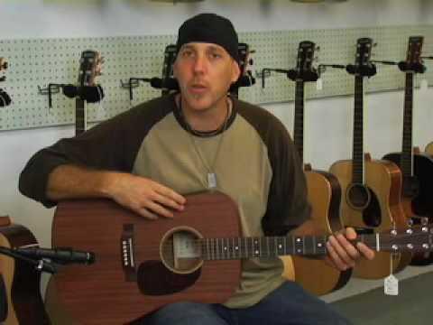 Acoustic guitar purchasing Taylor Martin Larrivee Yamaha