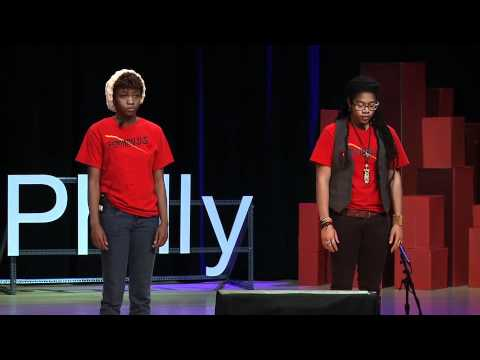 TEDxPhilly - Philly Youth Poetry Movement - Youth empowerment & self-sustainable education
