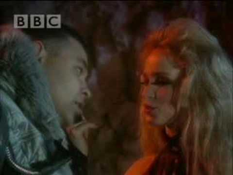 Peter Tranter's sister - Red Dwarf - BBC comedy