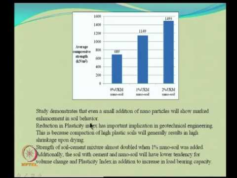 Mod-09 Lec-40 Nano-technologies in ground improvement and site remediation
