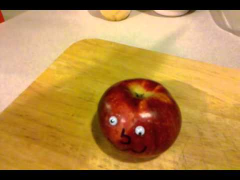 The annoying orange tribute