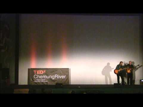 TEDxChemungRiver - Willie Davis - Musical Performance