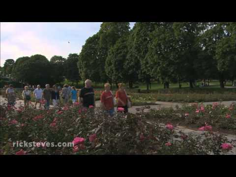 Oslo, Norway: Frogner Park