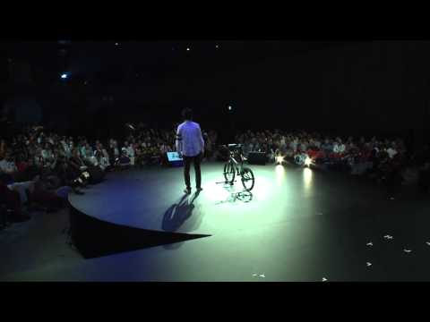 TEDxTokyo -  Turntable Rider -  21st AD & Entertainment - [English]
