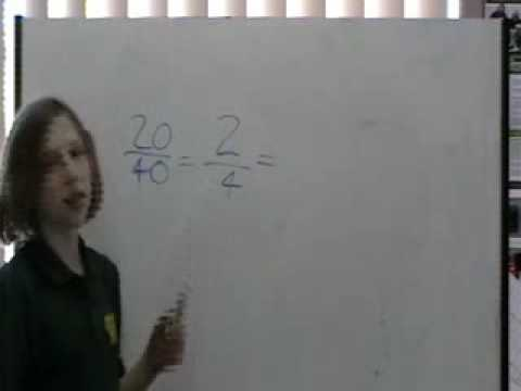 Mr Ds Maths Class equivalent fractions