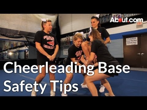 Safety Tips for Cheerleading Bases