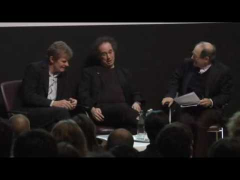 Tod Machover in conversation with John Kennedy