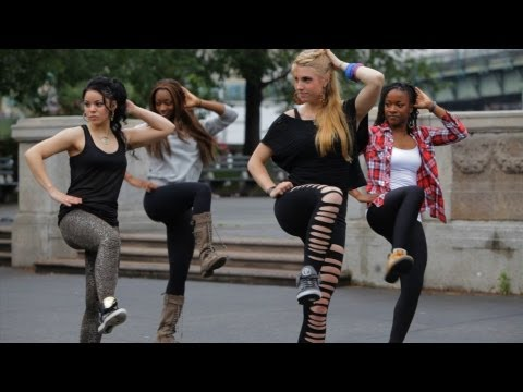 How to Dance Like Ester Dean: Drop It Low, Part 5 | Hip Hop Dance Crew