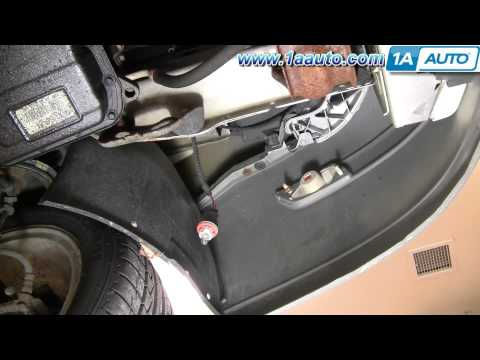 How To Install Replace Side Marker Light and Bulb Ford Focus 00-04 1AAuto.com