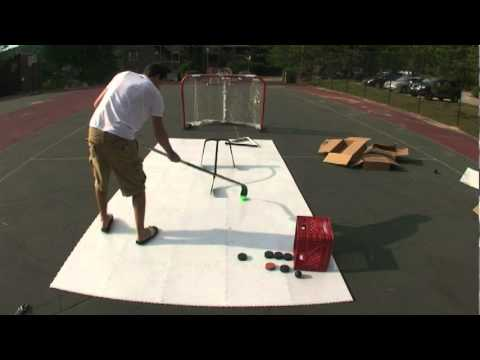 Hockey Dryland Training Tile Review