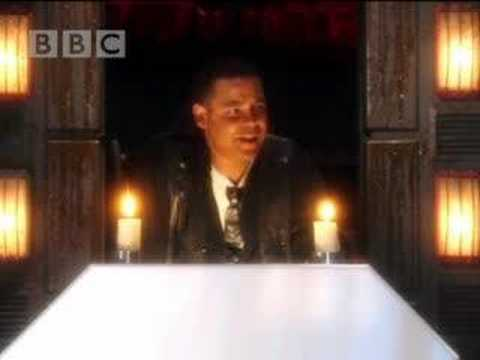 Rimmer's eulogy - Red Dwarf - BBC comedy