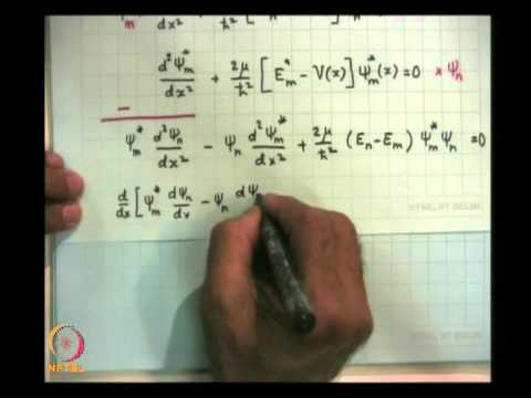 Mod-02 Lec-09 On Eigen Values and Eigen Functions of the 1 Dimensional..,