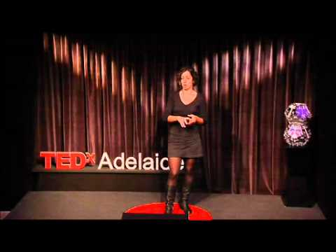 TEDxAdelaide - Emily Steel - Scripting Science