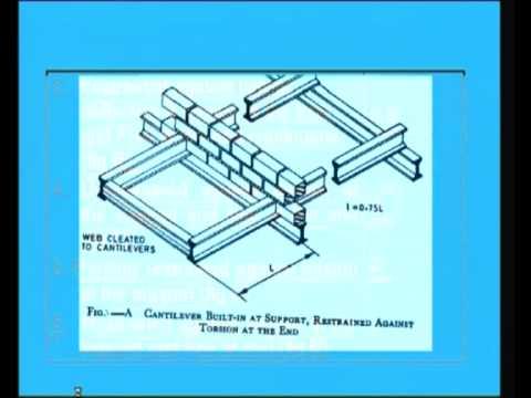 Mod-6 Lec-2 Design Procedure of Beam Members