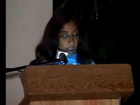 TEDxUWI-Dr. Gabrielle Hosein- A Revolution is a Way of Life