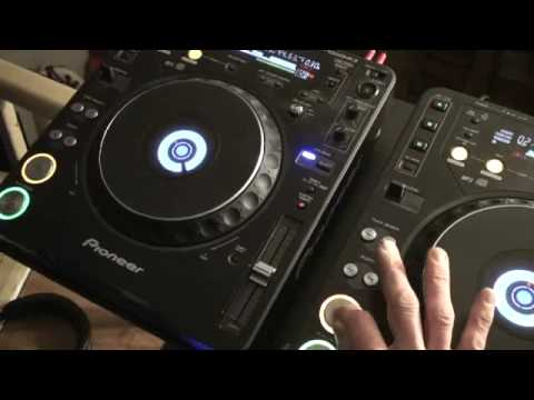 DJ Demonstration, Use a toon In a Toon - Pioneer CDJ-1000 mk3
