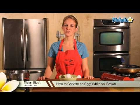 How to Choose an Egg: White vs. Brown
