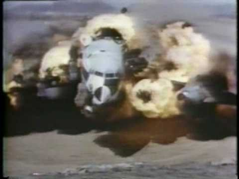 Douglas DC-7 Crash Test
