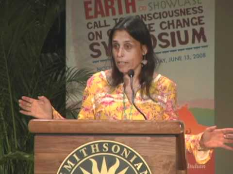 2008 Mother Earth Call To Consciousness On Climate Change 08 - Justice, Winona LaDuke