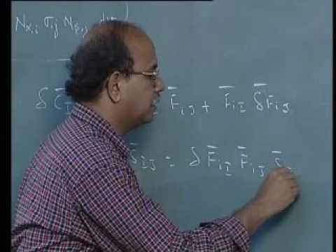 Lecture - 30 Advanced Finite Elements Analysis