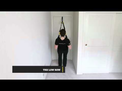 Ask the Trainer: TRX® Small Space Workout