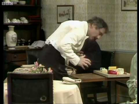 A biscuit with your rat? - Fawlty Towers - BBC