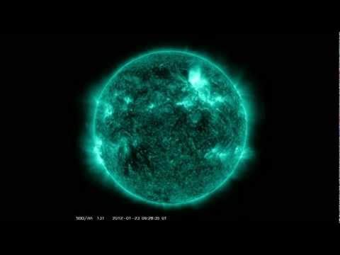 NASA | Biggest Solar Storm Since 2003