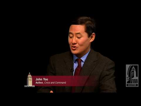 Crisis and Command with John Yoo: Chapter 2 of 5