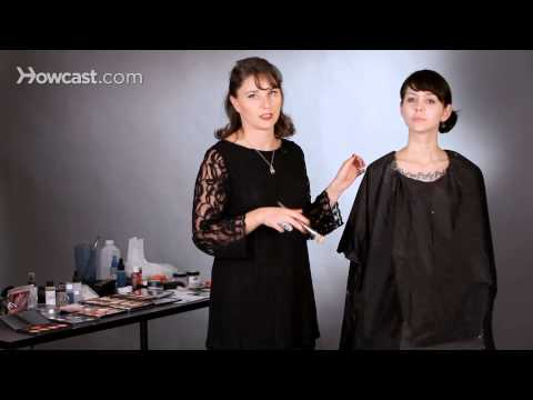 How to Do a Fake Neck Wound, Part 3 | Special Effects Makeup Tutorial